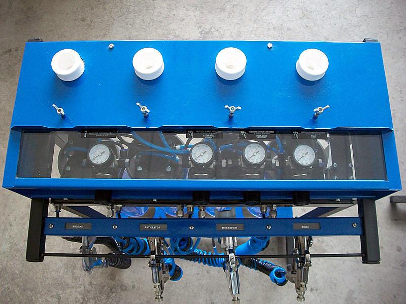 Оборудование для химической металлизации своими руками